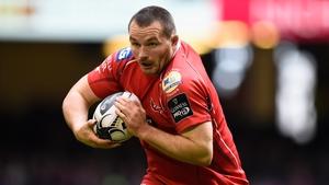 Ken Owens misses Scarlets' trip to Dublin