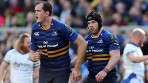 Devin Toner will make his 200th appearance for Leinster