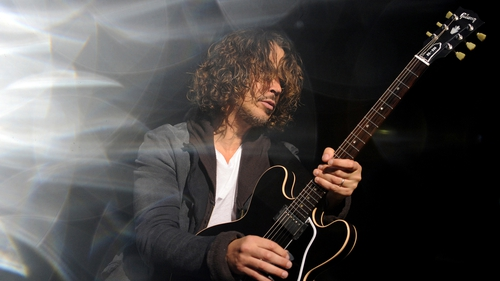 Chris Cornell - Died on Wednesday in Detroit
