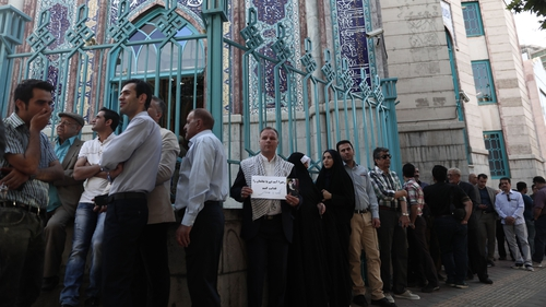 Iran extends presidential voting by another two hours