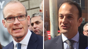 Simon Coveney and Leo Varadkar are vying for the leadership of Fine Gael