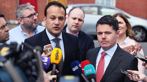 Fine Gael Leadership Contest | The Week in Politics