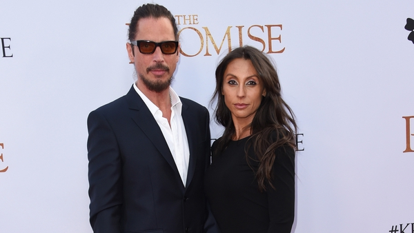 """Chris Cornell's wife Vicky speaks of """"loss that escapes words"""""""