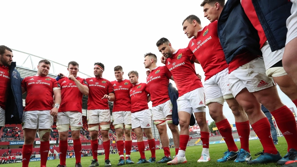 Munster are seeking a first trophy in six years