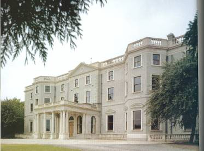 Essay:  being writer-in-residence at Farmleigh House