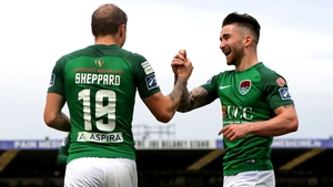 Cork City are 15 points clear of defending champions Dundalk in the title race