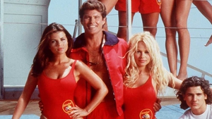 David Hasselhoff and Pamela Anderson were the most famous characters