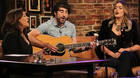 Mary Black with Danny O'Reilly and Róisín O | The Late Late Show