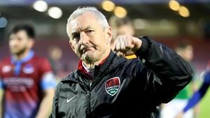 John Caulfield's Cork City continue to impress