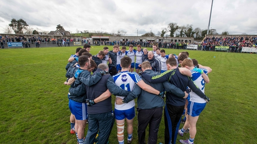 Monaghan are looking to win a  third Ulster crown in five years