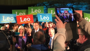 Leo Varadkar has won the support of more ministers today