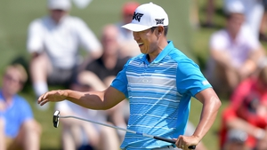 James Hahn holds the 54-hole lead in Texas