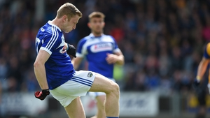 Laois' Paul Kingston fired home two goals for the victors