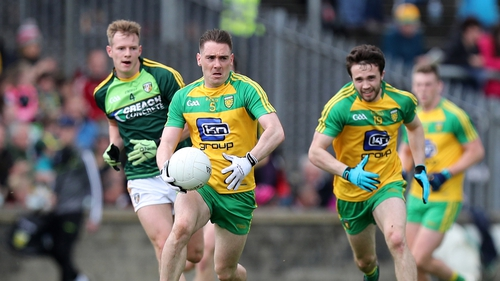 Donegal will have to bounce back from their defeat to Tyrone in a hurry