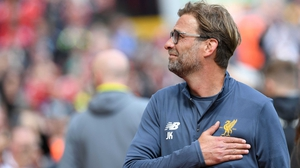 Jurgen Klopp: 'You want to be there. Liverpool needs to be there consistently.'