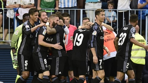 Nonstop celebrations for Madrid after winning league title