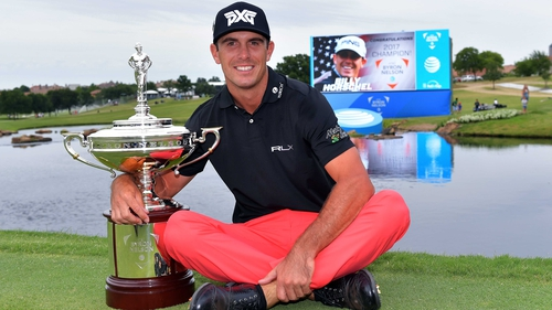 Billy Horschel: 'I try to get everything out of my game that I can and if I can do that I can compete with these guys.'