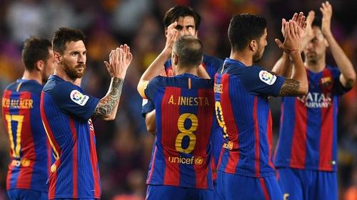 Camp Nou hurrah not goodbye for Luis Enrique
