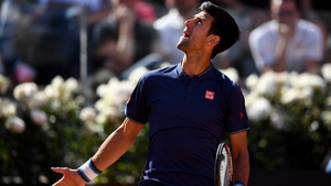 Novak Djokovic: 'We are both excited about working together.'