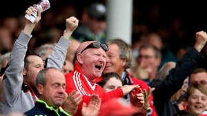 Cork supporters lap up their county's Munster SHC quarter-final win against Tipp