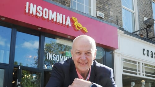 Insomnia Chairperson Bobby Kerr said the expansion is 'really more an evolution of where we are'