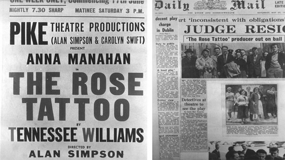 The Rose Tattoo (1957)