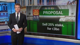 Sale of AIB | The Week in Politics