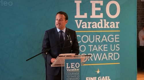Leo Varadkar's journey to the top of Irish politics has been a relatively short one
