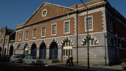 The Iveagh Markets site has been derelict for 20 years