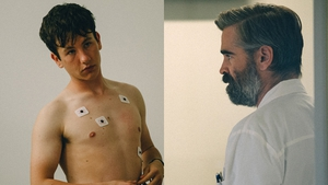 Barry Keoghan and Colin Farrell - Oscar buzz building about their new film, The Killing of a Sacred Deer