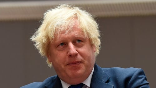 Boris Johnson has been accused of arrogance after his comments