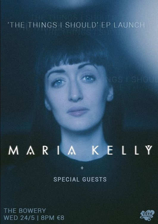 Maria Kelly in session