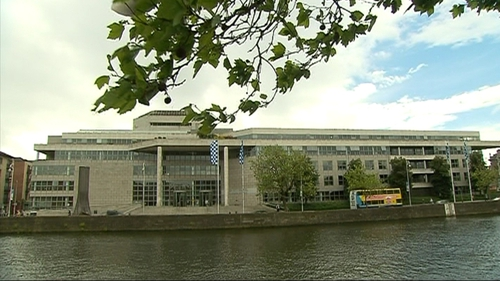 Sinn Féin's motion was passed at a monthly Dublin City Council meeting