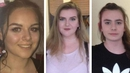 Olivia Campbell, Eilidh Macleod and Laura Macintyre are among those missing since the attack