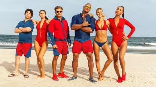 The Baywatch reboot fails to deliver on the laughs front