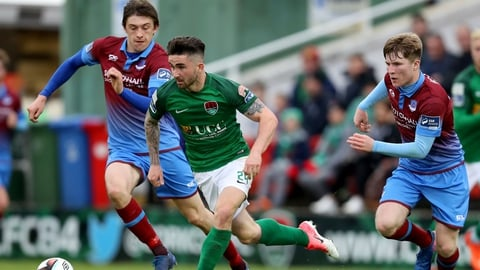 Cork City v Drogheda United | Soccer Republic
