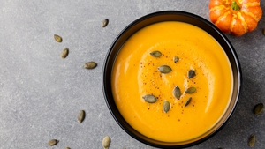 Rory O'Connell's Pumpkin Soup