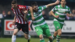 Derry City v Shamrock Rovers | Soccer Republic