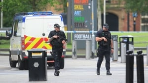 Security remains tight across Manchester