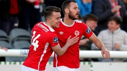St Patrick's Athletic v Sligo Rovers | Soccer Republic