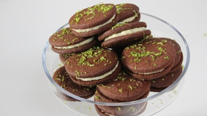 Rory O'Connell's Lime Cookies