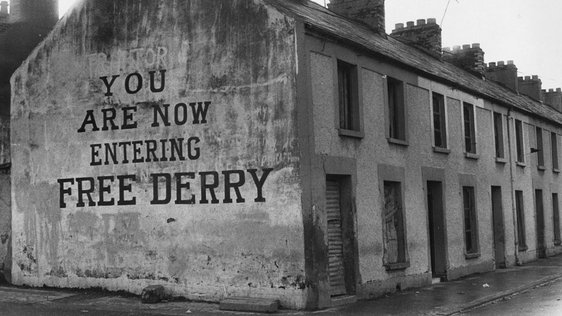 You Are Now Entering Free Derry (1972)