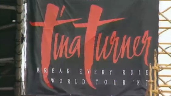 Tina Turner Tour (1987)