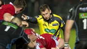 Nigel Owens will take charge of the final for the fifth time