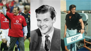 With a Hollywood smile, dashing good looks and a classic British style consisting of dapper ties and Manchester United jerseys - the actor made an impact on the world