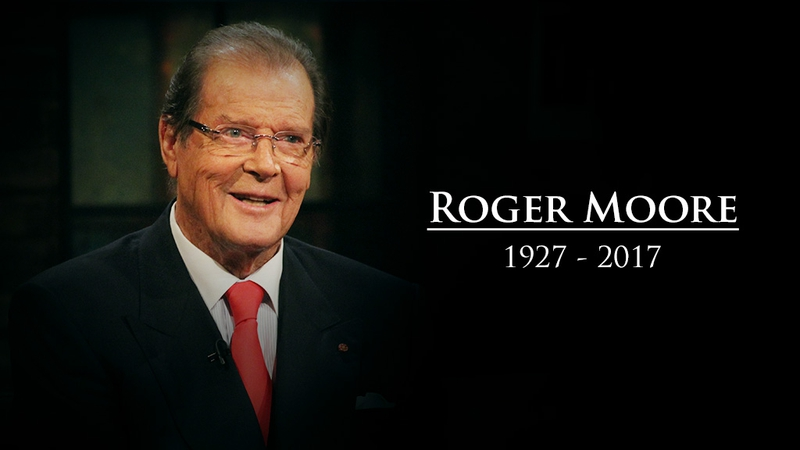 James Bond star Roger Moore dies aged 89