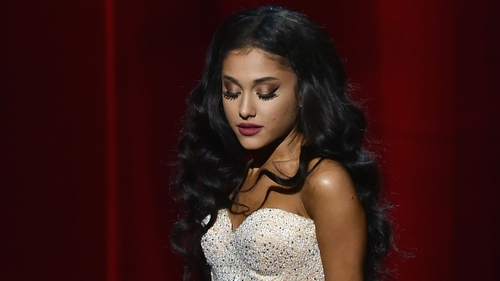 """Ariana Grande tweeted that she was """"broken"""" after the attack at her Manchester gig"""