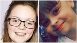 Georgina Callander (L) and Saffie Roussos were confirmed among the dead