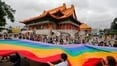 Taiwan could become first in Asia with gay marriage