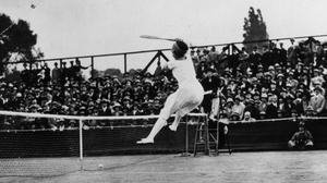 French tennis champion Suzanne Rachel Flore Lenglen was born on this day in 1899
